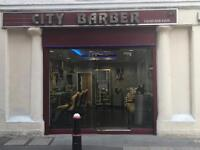 Experienced FEMALE/MALE Barber/Hairdresser Required Full/Part Time. No Weekends!