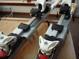 Fritschi Diamar Freeride Touring Bindings with ski crampons