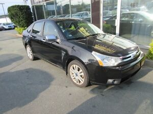 2008 Ford Focus SES/5-SPEED