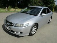 56 HONDA ACCORD 2.2 EXECUTIVE CTDI 4 DOOR SALOON SAT NAV DVD LONG MOT CRUISE LOVELY DRIVE PX SWAPS