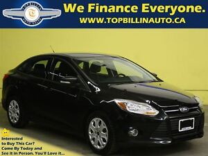 2012 Ford Focus We Finance Everyone! Low kilometers
