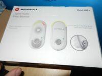 Audio Baby Monitor Motorola