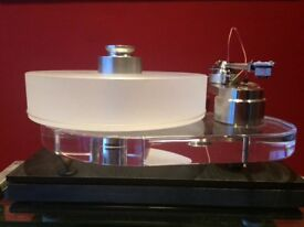 Clearaudio Reference record deck