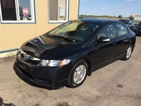 2009 Honda CIVIC HYBRID -