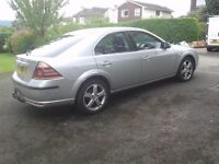 Ford Mondeo Titanium 2.0 TDCI 2006. 150k miles Silver Very clean interior, Full service history.