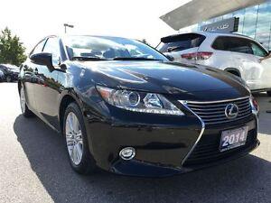 2014 Lexus ES 350 *1 OWNER*LTHR NAVI PKG