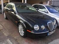 Jaguar S-Type MK1 Facelift 2.7 D V6 SE Auto 4dr