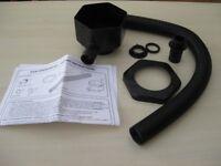 Brand new Rainwater diverter Kit