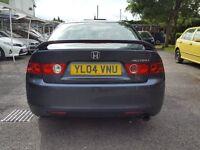 Honda Accord 2.0 i VTEC Sport 4dr