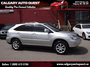 2008 Lexus RX 350 ALL WHEEL DRIVE,LEATHER/SUNROOF