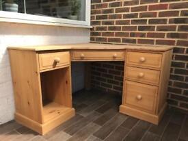 Dorchester Pine Desk