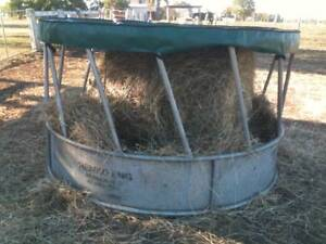 Round Bale Feeder In Queensland Gumtree Australia Free Local