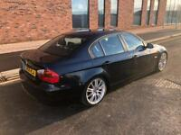 CHEAP BMW318D 6 Speed Manual with Leather Interior (Full Service History