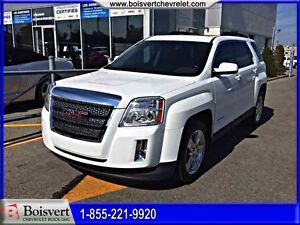 2013 GMC TERRAIN AWD 3.6 L TOIT + DEMAREUR A DISTANCE + CAMERA A