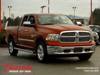2013 Ram 1500 SLT w/ Back Up Camera, Bluetooth & Tow Package