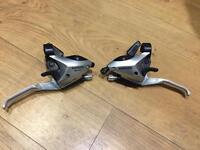 Shimano shifter levers