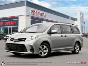 2018 Toyota Sienna LE 8 SEATER