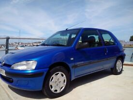 Peugeot 106 Independence (2002 - Original owner from new)