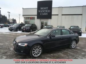 2014 Audi A4 Progressiv QUATTRO| NAVIGATION | BEIGE LEATHER