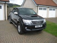 Toyota Hilux Double Cab Pick Up, 3.0L Diesel, manual, low mileage