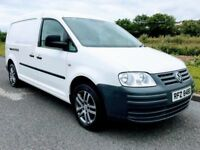 2010 Volkswagen Caddy Maxi 1.9 Tdi ****FINANCE FROM £29 A WEEK****