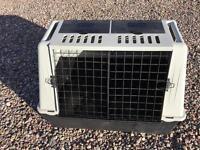 Ferplast dog travel box /cage medium