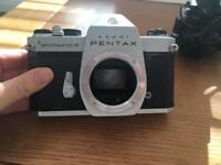 Pentax 35mm film camera bodh