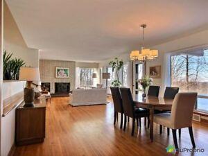 550 000$ - Maison 2 étages à vendre à Cowansville