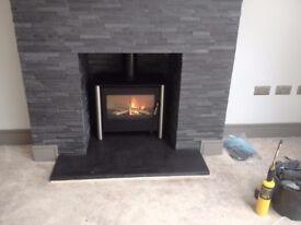 Hetas Registered Engineer, Wood Burner installations, Stove Fitter, maintenance & chimney sweeping