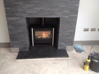 Hetas Registered Engineer, Wood Burner installations, Stove Fitter, maintenance & chimney sweeping