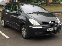 CITREON XSARA PICASSO 2005 (05 REG*£499*LONG MOT*LOW MILES*CHEAP CAR TO RUN*PX WELCOME*DELIVERY