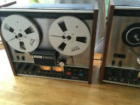 for sale 2 x Teac A2300SD tape machines vintage