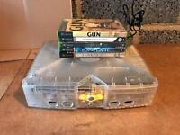Limited edition crystal original xbox and games