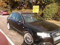 Audi a4 2.0 tfsi quattro special edition 220 bhp £3675