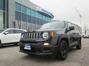 2015 Jeep Renegade FREE WINTER TIRES!!!