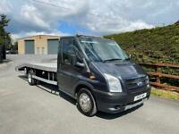 2011 Ford Transit 2.4 115 350 MK7 Recovery Truck Twin Wheel - Drive on Car License Under 3.5 Ton