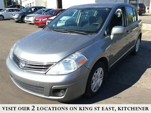 2012 Nissan Versa 1.8 | *HATCHBACK* | NO ACCIDENTS
