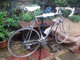 Peugeot Comete Sprint vintage road bike