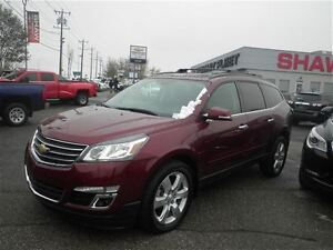 2016 Chevrolet Traverse LT w/1LT | Heated Seats | Sunroof