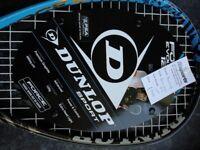 Dunlop Force Evolution 120 Squash Racquet : Brand New.