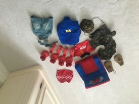 Various Build A Bear Accessories