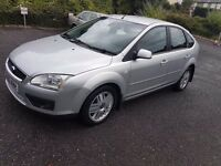 Ford focus 1.8 turbo diesel very clean and economical