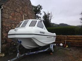Seahog trooper 2011 fishing boat