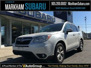 2014 Subaru Forester 2.5i Convenience Package - SOLD!!!