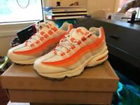 Limited edition air max 95's uk size6