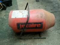 Jet aire propane gas heater