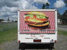 Catering Street Food Van Trailer Burger Pie Coffee Market Stall Wacol Brisbane South West Preview