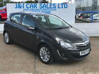VAUXHALL CORSA 1.2 SE 5d 83 BHP A GREAT EXAMPLE INSIDE AND OUT (grey) 2014