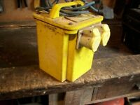 transformer 240 to 110 volt