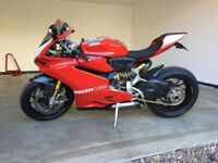 Ducati Panigale R 2015 - 1199R 2nd gen second generation